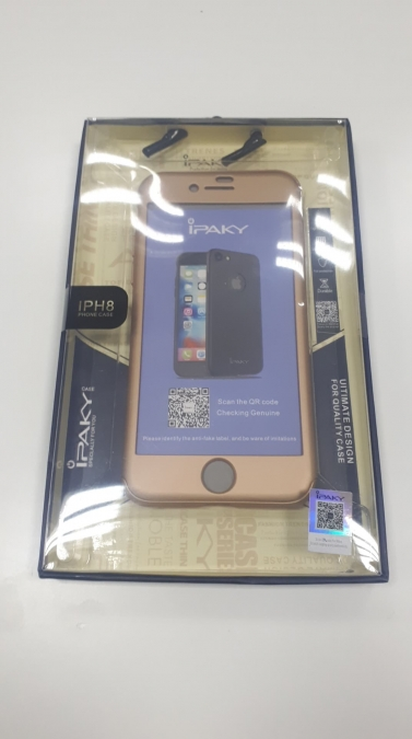 IPAKY IPHONE 8 GOLD (1)