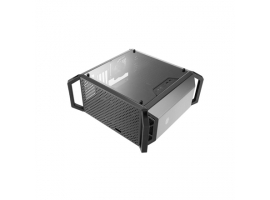 Cooler Master MasterBox Q300P MCB-Q300P-KANN-S02 Side window  USB 3.0 x 2  Mic x1  Spk x1  Black  Micro ATX  Power supply included No