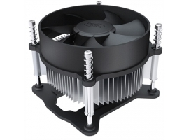 deepcool 11508 socket 115x  92mm fan   on screws  65 W  Intel