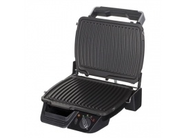 Grill elektryczny TEFAL SuperGrill Standard GC450B32 Stainless steel   black  2000 W  Electric Grill