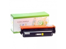 Static Control Analog  Hewlett-Packard CF402X   Canon CRG 045H Ink Cartridge  Yellow
