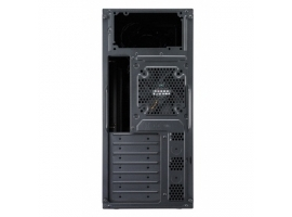Cooler Master Force 500 USB 3.0 x1  USB 2.0 x2  Mic x1  Spk x1  Black  ATX  Power supply included No