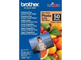 Brother Papier  Foto PremiumGlossy 10x15cm