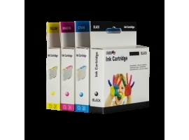 Print4you Analog Brother  LC225XLM  Ink Cartridge  Magenta
