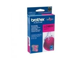 Brother Atrament Tusz  DCP145 Magenta 260 str.