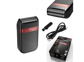 Adler AD 2923 Wet use  Charging time 1 h  Battery powered  Black