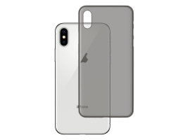 3 MK IPHONE X BLACK 3MK NATURAL CASE