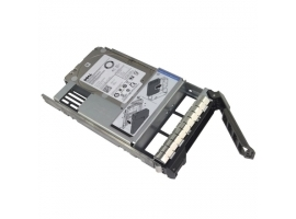 "Dell Server HDD 2.5"" 600GB 10000 RPM  600 GB  Hot-swap  Hard drive  in 3.5"" HYBRID carrier  512n  SAS  12 Gbit s  (PowerEdge 14G T340 T440 T640)"