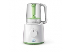Philips Combined Steamer and Blender  Avent  SCF870 20