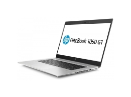 "Laptop HP EliteBook 1050 G1 8GB 256GB SSD GeForce GTX 1050 15,6"" FullHD Win10 REFURBISHED"