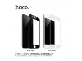 Hoco Kasa series tempered glass for iPhone 6 Plus 6S Plus (V9) White