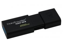 Kingston Modu? pami?ci 256GB USB 3.0 DataTraveler 100 G3