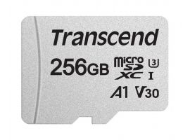 TRANSCEND TS256GUSD300S-A Transcend microSDXC USD300S 256GB CL10 UHS-I U3 Up to