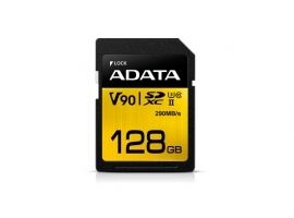 ADATA ASDX128GUII3CL10-C ADATA 128GB Premier ONE SDXC UHS-II U3 Class 10  R W up