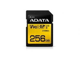 ADATA ASDX256GUII3CL10-C ADATA 256GB Premier ONE SDXC UHS-II U3 Class 10  R W up