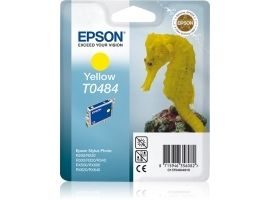 EPSON C13T04844010 Tusz Epson T0484 yellow Stylus photo R200 220 300 320 340 RX500