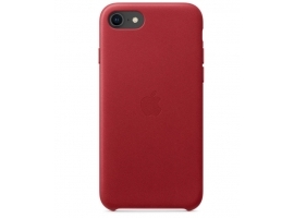 APPLE iPhone SE Leather Case PRODUCT RED