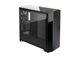Fractal Design FD-C-VER1A-01 Vector RS - Blackout TG Side window  E-ATX  Power supply included No