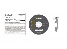 ZOTAC ZT-P10300B-20L ZOTAC GeForce GT 1030 ZONE Edition Low Profile  2GB GDDR5