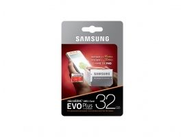 Samsung karta MB-MC32GA EU 32 GB EVO+ Adapter