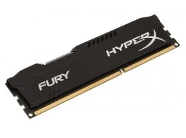 Pamięć RAM Kingston HyperX Fury 2 x 8GB DDR3 1600MHz
