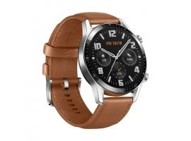 Smartwatch Huawei Watch GT 2 classic 42mm brown leather