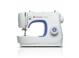 Singer Sewing Machine M3405 Number of stitches 23  Number of buttonholes 1  White