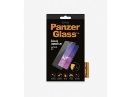 PanzerGlass Screen Protector  Samsung Galaxy S10 Lite  Glass  Black Crystal clear