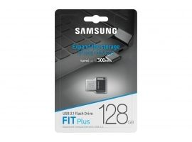 Pendrive Samsung Fit Plus (2020) 128GB USB 3.1 Ciemny Szary