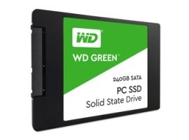 Western Digital Green SSD 240 GB 2 5'' 3D WDS240G2G0A
