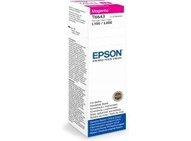 Tusz Epson T6643 Magenta 70ml do L100 L200