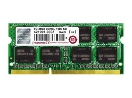 TRANSCEND TS8GJMA384H Transcend JetRam 8GB 1600MHz DDR3L SO-DIMM 1.35V for Apple