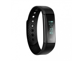 Acme Activity tracker ACT101 Steps and distance monitoring  OLED  Black  Bluetooth