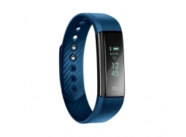 Acme Activity tracker ACT101B Steps and distance monitoring  OLED  Blue  Bluetooth