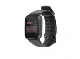 Acme Smart Watch SW202G IPS  2.5D Gorilla Glass  Space grey  Touchscreen  Bluetooth  Heart rate monitor