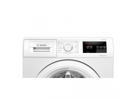 Bosch Serie 6 Washing machine WAU24UL8SN A+++  Front loading  Washing capacity 8 kg  1200 RPM  Depth 59 cm  Width 60 cm  Display  LED  Self-cleaning  White