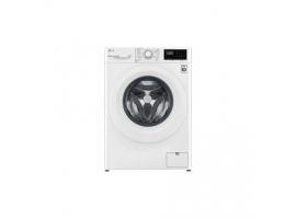 LG Washing machine F2WN2S6S3E A+++ -20%  Front loading  Washing capacity 6.5 kg  1200 RPM  Depth 46 cm  Width 60 cm  Display  LED touch screen  Steam function  Direct drive  Wi-Fi  White