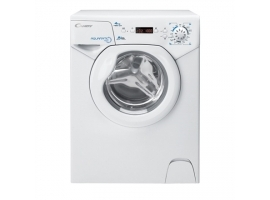 Candy Washing maschine AQUA 1142DE 2-S Front loading  Washing capacity 4 kg  1100 RPM  A+  Depth 45 cm  Width 51 cm  White  Digital  Display