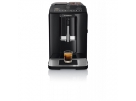 Bosch Coffee Maker TIS30129RW VeroCup 100 Pump pressure 15 bar  Built-in milk frother  Fully Automatic  1300 W  Black