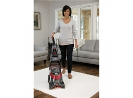 Bissell Carpet Cleaner StainPro 6 Corded operating  Handstick  Washing function  800 W  Red Titanium