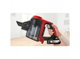 Bosch Vacuum cleaner Unlimited ProAnimal BBS61PET2 Cordless operating  Handstick and Handheld  18 V  Operating time (max) 30 min  Red Black