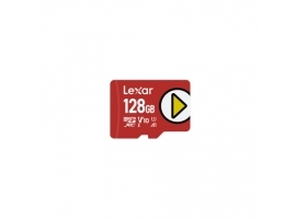Lexar 128GB Lexar® PLAY microSDXC™ UHS-I cards  up to 150MB s read