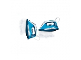 Bosch Steam Iron TDA3024210 2400 W  Water tank capacity 320 ml  Continuous steam 40 g min  Steam boost performance 150 g min  Blue White