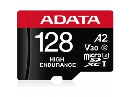 ADATA AUSDX128GUI3V30SHA2-RA1 Memory Card 128 GB  MicroSDXC  Flash memory class 10  Adapter  80 MB s  100 MB s