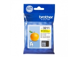 Brother LC3211Y Inkjet cartridge  Yellow