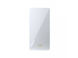 Asus AX1800 Dual Band WiFi 6 Range Extender RP-AX56 802.11ax  1201+574  Mbit s  10 100 1000 Mbit s  Ethernet LAN (RJ-45) ports 1  Mesh Support Yes  MU-MiMO No  No mobile broadband  Antenna type 3xInternal  White