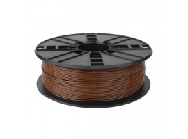 Flashforge PLA filament 1.75 mm diameter  1kg spool  Brown
