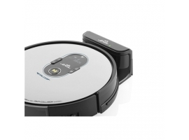 ETA ETA251590000 Falco Smart Vacuum cleaner  Robot  Operating 120 min  Li-ion battery  With mopping function  Silver Black