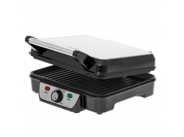 Mesko Grill MS 3050 Contact grill  1800 W  Black Stainless steel