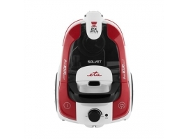 ETA Vacuum Cleaner SALVET ETA051390000 Bagless  Dry cleaning  Power 700 W  Dust capacity 2.2 L  70 dB  Red
